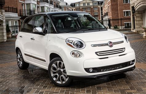 Fiat 500l 2014 Review by 2014 Fiat 500l Lounge 5 Door Review Test Drive