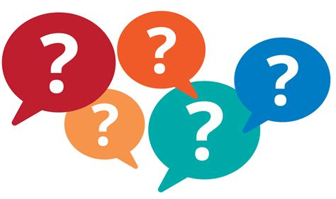 Question Clipart Question Png Images Free