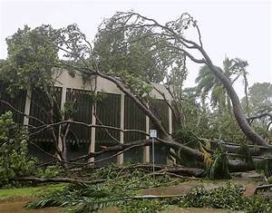 Cyclone Marcus hits Darwin: Power cut across region as ...