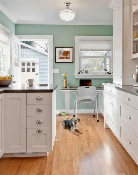 Pretty Kitchen Colors by The Pretty Aqua Paint Color Benjamin Kensington