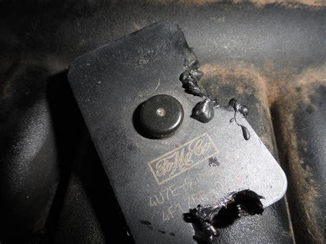 egr valve melted pics taurus car club  america