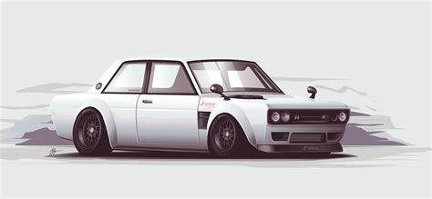 Datsun Backgrounds by Datsun 510 Wallpapers Wallpaper Cave