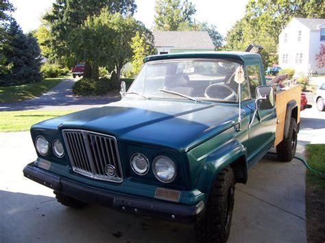 bigfunkinxj  jeep wagoneer specs  modification
