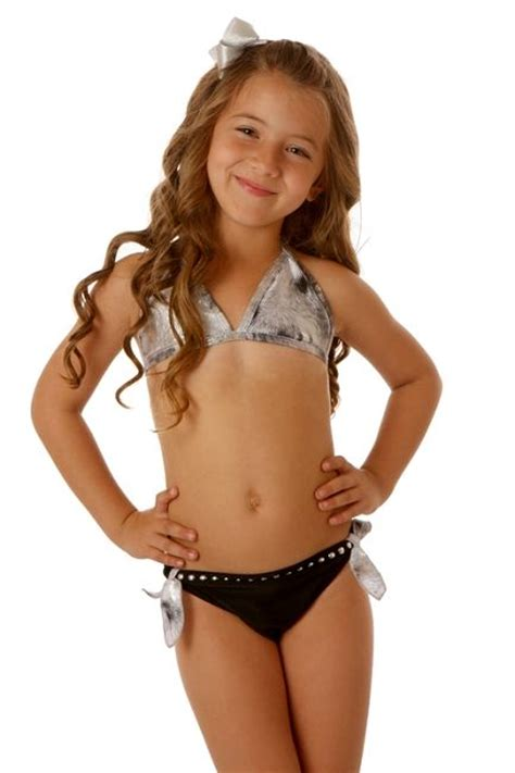 les tout petits  tone animal print bikini roupas