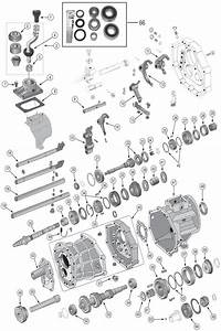 Aisin Ax15 Replacement Parts 88