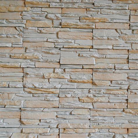 Wandverkleidung Außen Stein by Wandverkleidung New Caroline 39 X 11 2 Cm Creme Beige