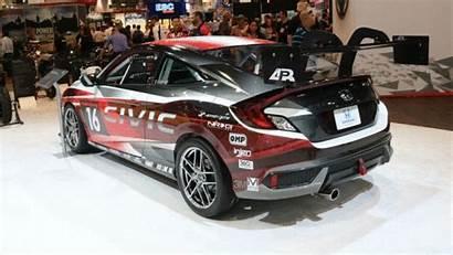 Civic Honda Sema Ridgeline Racing Parts Concept