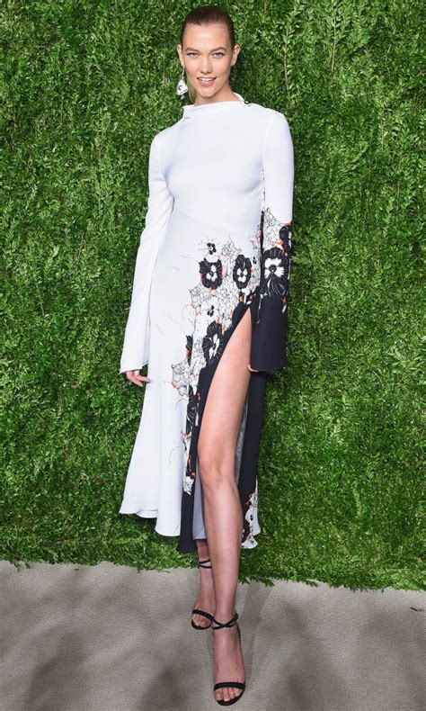 Karlie Kloss Prabal Gurung Attends The Annual Cfda