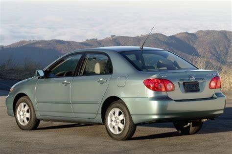 Used 2007 Toyota Corolla Pricing