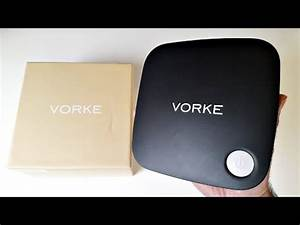 VORKE V1 PLUS 4K Mini PC Intel J3455 - 4GB + 64GB SSD ...