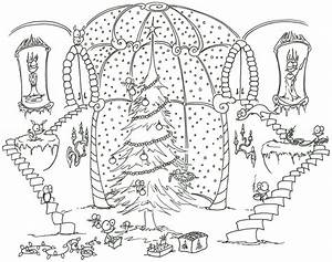 Free Coloring Pages: Christmas Coloring Pages, Printable ...
