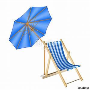 quotliegestuhl mit sonnenschirmquot stockfotos und lizenzfreie With französischer balkon mit sonnenschirm comic