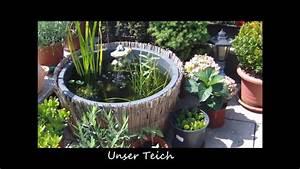 Blumenkübel Bepflanzen Sommer : unsere terrasse im sommer 2012 youtube ~ Eleganceandgraceweddings.com Haus und Dekorationen