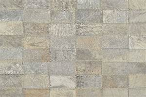 Teppich Grau Silber : kuhfell teppich patchwork silber grau 203 x 149 cm ~ Markanthonyermac.com Haus und Dekorationen