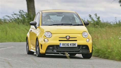 Fiat Abarth Top Gear by Abarth 500 Review Top Gear
