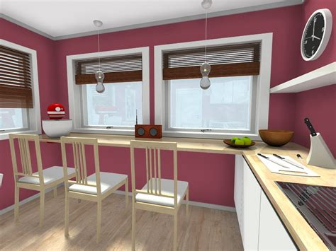 kitchen wall color ideas kitchen ideas roomsketcher