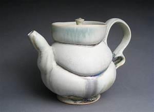 John, Oles, Ceramics, Teapots