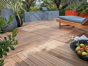 Prix Terrasse Bois : prix de pose d 39 une terrasse en bois ~ Edinachiropracticcenter.com Idées de Décoration