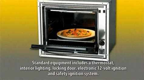 dometic smev oven   motorhome youtube