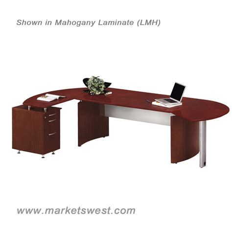 left handed l shaped desk medina series 72 quot executive l shaped desk suite 5 left