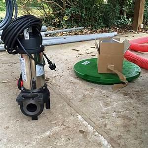 Pompe De Relevage Assainissement : station de relevage pompe de relevage billiot travaux ~ Melissatoandfro.com Idées de Décoration