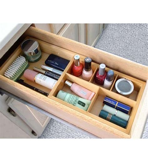 expandable cosmetic drawer organizer  cosmetic drawer