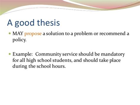 how should a thesis statement be quora thesis statements and topic sentences