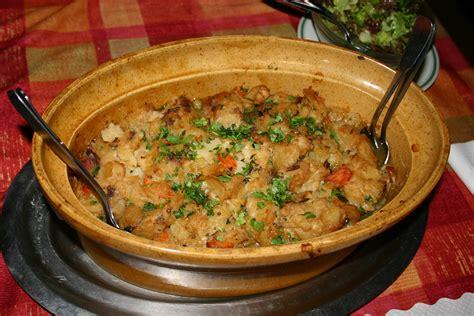 spécialité russe cuisine baeckeoffe