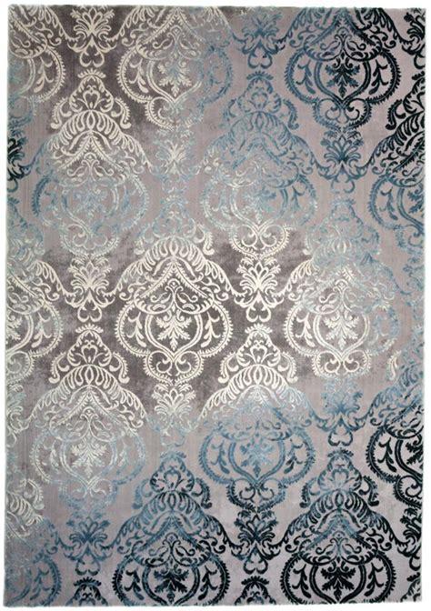 tapis baroque en polyester dinterieur nordic