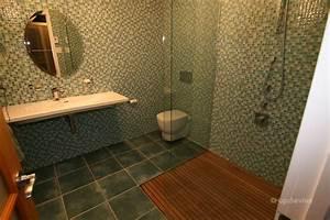 Duckboard Shower