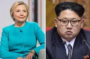 North Korea: Hillary Clinton says Trump should do THIS to ...