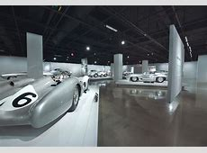 Polished Concrete Positively Reflects Highend Cars