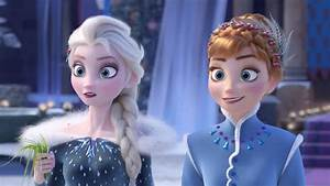Frozen - Olaf's Frozen Adventure | official trailer (2017 ...