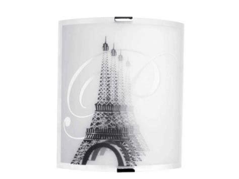 Luminaire Design Pour Chambre  Applique Verre Paris Sampa