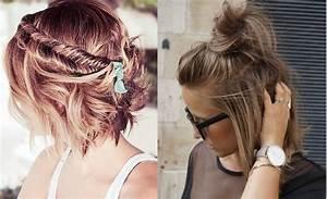 Coiffure Simple Femme : coiffure espagnole facile ~ Melissatoandfro.com Idées de Décoration