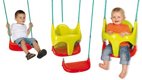 siège bébé pour balançoire siège balançoire évolutif 2 en 1 pour bébé smoby