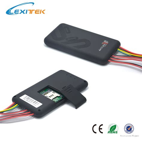 gt car gps tracker sms gsm gprs vehicle tracking device