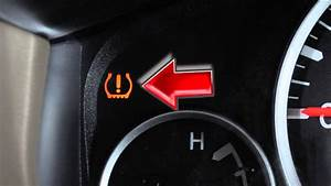Why Is Tpms Light On 2012 Nissan Pathfinder Tire Pressure Monitoring System