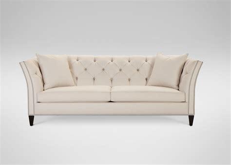 furniture ideas shelton sofa sofas loveseats ethan allen