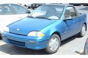 Geo Metro  What To Know About This Unlikely Icon