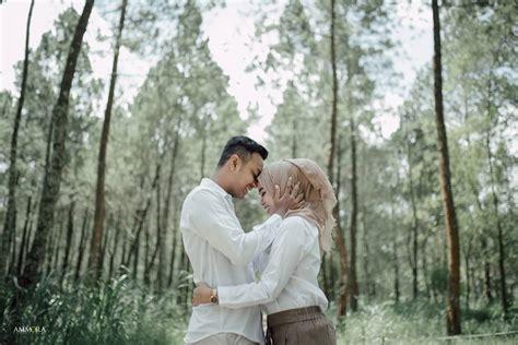 jasa foto prewedding murah malang  ammora photography