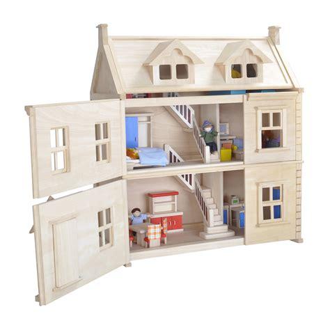 Plan Toys Victorian Dolls' House