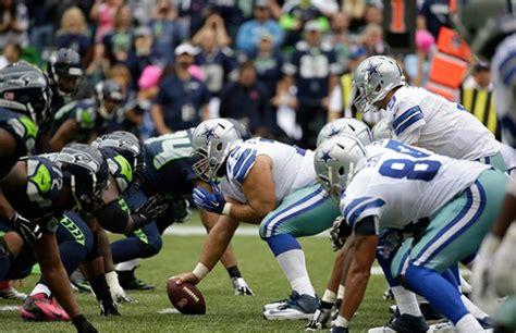score seattle seahawks  dallas cowboys    nfl