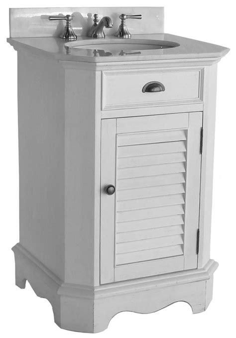bathroom vanity louvered shutter door style white