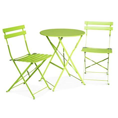 chaise de jardin verte emejing table de jardin pliante vert anis contemporary