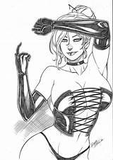 Queen Grey Jean Coloring Adult Daniele Torres Towers Sketches Marvel Muerte Santa Dark Uploaded User Disney Princess sketch template