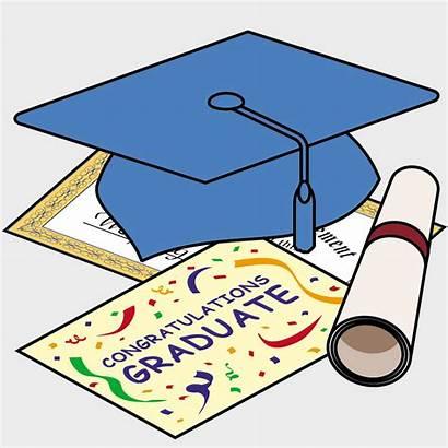 Clip Graduation Clipart Congratulations Students Cliparts Graduate