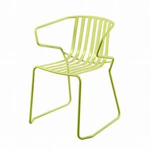 Fauteuil Jardin Design : fauteuil de jardin design m tal lady s amobois ~ Preciouscoupons.com Idées de Décoration