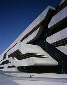 Zaha Hadid Architektur : pierresvives architecture zaha hadid architects architecture futuristische architektur ~ Frokenaadalensverden.com Haus und Dekorationen