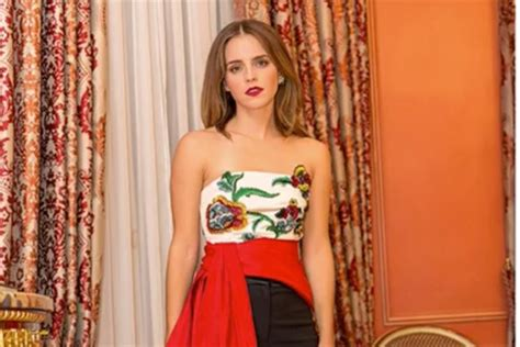 Emma Watson New Fashion Instagram Will Feature Only Eco